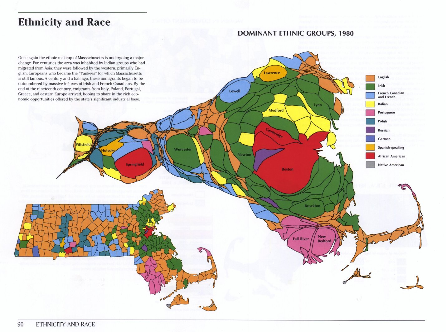 ethnicity in massachusetts The method shown here pertains to asians, american indians and alaskan  natives, native hawaiians and pacific islanders, and persons of hispanic  ethnicity.
