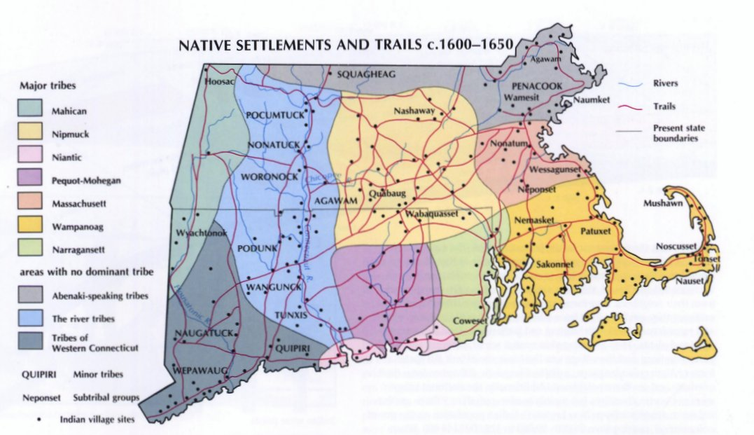 Historical Atlas Of Massachusetts