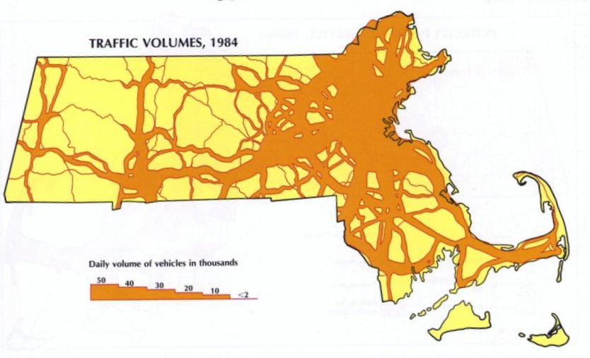 Historical Atlas of Massachusetts