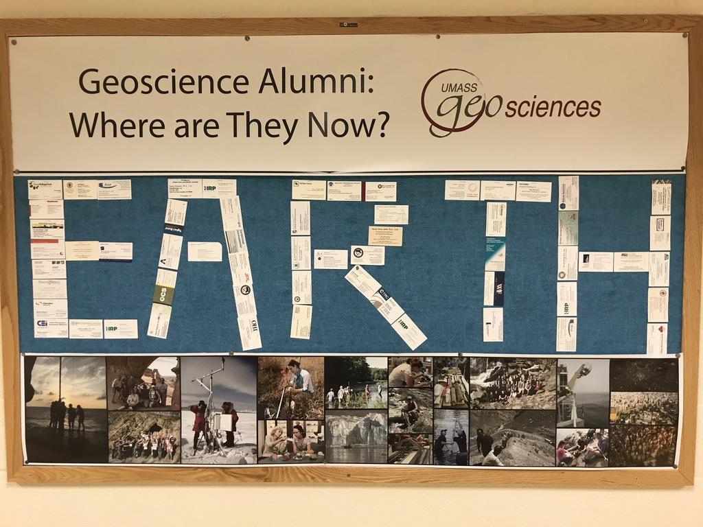 Graduate Programs in Geology | Department of Geosciences