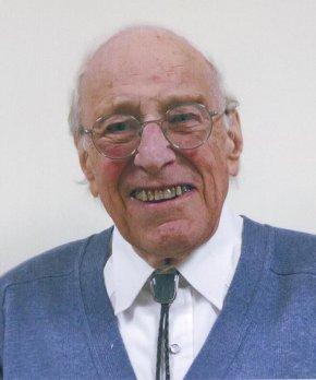 Portrait of Dr. Stearns A. Morse